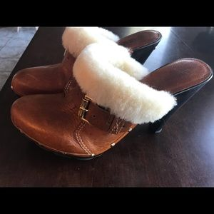 Michael Kors clogs
